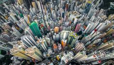 Urban Jungle: Photographing the sprawling metropolis of Hong Kong from above   Creative Boom