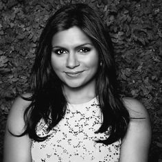 I wanna be friends with Mindy Kaling