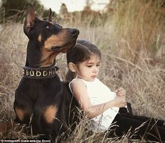Strike a pose: Their Instagram account Cutie and the Beast has more than 120,000 followers...