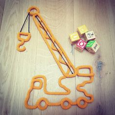 8 vind-ik-leuks, 1 reacties - @des_petits_pois_sont_rouges_ op Instagram: '#tricotin #decoration #deco #madeinfrance #handmade #faitmain #chambreenfant #chambreado…'