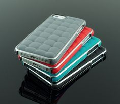 Quilted cushion iPhone case by ADOPTED