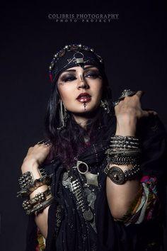 Olga Meos Tuareg style