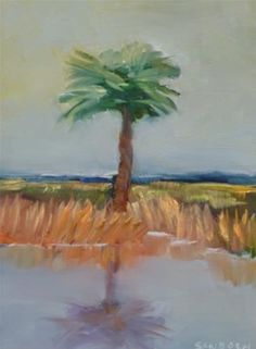 """Summer Light"" - Original Fine Art for Sale - © Jo-Ann Sanborn"