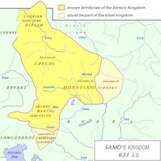 Samo (reigned 623/624-658 CE) was a king of the Slavs and was responsible for the foundation of the first recorded political entity of the Slavic people, usually referred to as 'Samo's Empire'. The only primary source we have on Samo is a Frankish document of uncertain authorship known as the 'Chronicle of Fredegar', written in the 7th century CE. (Info by Cristian Violatti) -- Ancient History Encyclopedia