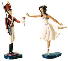 Fantasia2000-Tin Soldier & Ballerina (1999 Numbered Limited Edition)