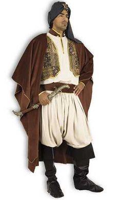 Costume Prince oriental - Lawrence