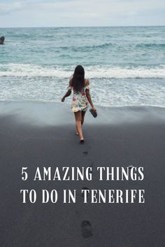 5 Amazing Things To Do in Tenerife | Reallifewithlou.Com  A list of fun things to do in Tenerife (that don't necessarily involve drinking!)