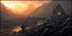 An-Thonn Gate By Andreas Rocha