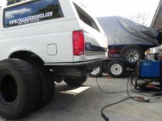 ford bronco rear bumper | Join Date: Nov 2009