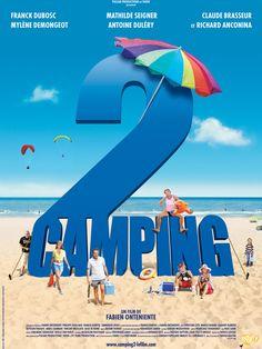 Camping 2 est un film de Fabien Onteniente avec Franck Dubosc, Richard Anconina. Synopsis : Arcachon. Mois d'août. Jean-Pierre Savelli, employé aux Mutuelles d'Assurances de Clermont-Ferrand, apprend que Valérie, sa fiancée, veut faire un bre