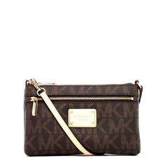 8cf25698c9 MICHAEL Michael Kors Large Wristlet MK PVC  88.00  MichaelKors  Handbags  Shoes