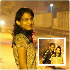 Tanvi Patil & her bro (Chirag Patil)