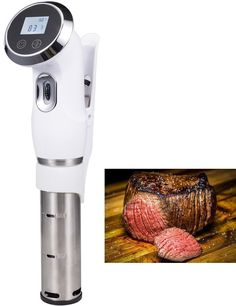 Aobosi Sous Vide Smart Water Circulator Immersion Cooking Sous Vide for the Home Cook- Precise and Even Cooking Circulator with LCD Display ** Want to know more, click on the image.