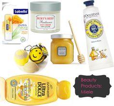 Beauty: Prodotti cosmetici al miele per prepararsi alla bella stagione