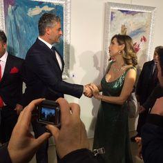 A Casa Sanremo parte la mostra di Re d'Italia Art di Marco Giordano: opere su Pino Daniele, David Bowie e i miti della musica