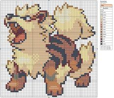 Pokemon cross stitch need to do this at one point