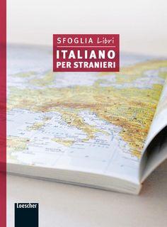 Pagine esemplificative delle opere di italiano per stranieri edite da Loescher Editore