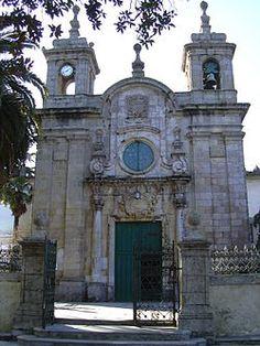 Mondoñedo - Santuario de los Remedios.