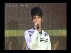 2014 Jaejoong Triangle Fanmeeting DVD ~ダンス編~