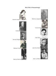 19 melhores imagens de Edmund Husserl (1859-1938