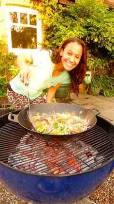 Pandhi Pork Stir Fry Curry With Apple & Fennel Raita….Street It up With Flatbread's  http://www.heartkitchen.co.uk/recipe/pork-stirfry/