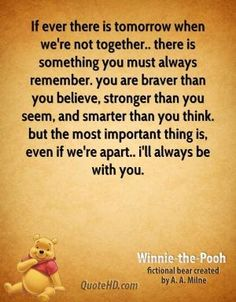 Winnie the Pooh Quotes | QuoteHD by roxanne