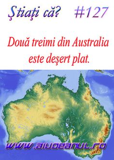 Cultura General, Did You Know, Portal, Knowing You, Fun Facts, Australia, Geography, Funny Facts
