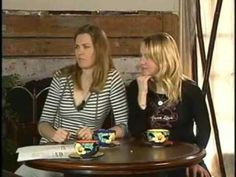 video---lucy and renee--coffee talk
