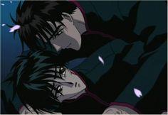 Fuuma x Kamui, Kamui x Fuuma, anime, x/1999, clamp, yaoi, bl, ship, pairing, kamui, fuuma