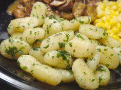 Vegan Gnocchi Recipe, Gluten Free Gnocchi, Gnocchi Recipes, Vegan Pasta, Dairy Free Recipes, Vegan Gluten Free, Vegan Recipes, Yummy Recipes, Pasta Dishes