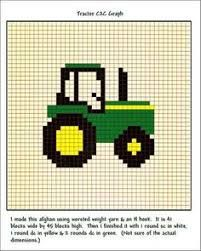 Image result for tractor crochet pattern