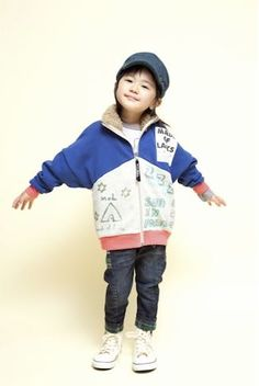 Mol - Japanese Kids Fashion series - the Chief of Fashion Mischief  Mol_Coat