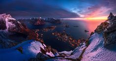 3 Minutes Before Sunrise by Max Rive on 500px