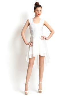 BY WALTER BAKER Jolie Dress - I like the uneven hemline, it's not as drastic as some that are out there.
