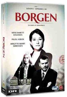 Borgen - love it!