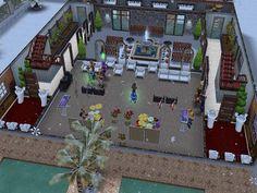 Pandora's Lincoln Echo VI Hall The Sims FreePlay - game center ID fxavatar