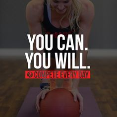 Anything is possible to those determined to win.  #motivation #fitness #quote #ican #iwill