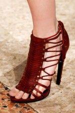 Shoes At Milan Fashion Week FallWinter 2014  2015