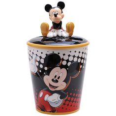Mickey Mouse Ceramic Toothbrush Holder
