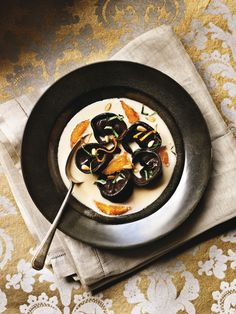 Chocolatealmond Tortellini With Blood Oranges Pine Nuts | Recipes | Recipes | Food Arts