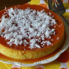 Do You like Piña Coladas? Enjoy a Pineapple-Coconut Flan | Shine Food - Yahoo Shine