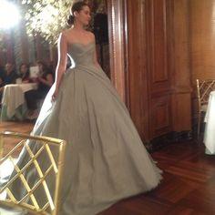 @Romona Keveza #bridalweek #bridalmarket