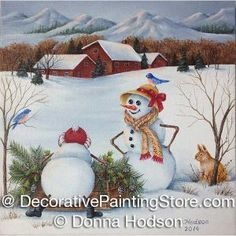 Sorting the Greenery ePattern - Donna Hodson - PDF DOWNLOAD