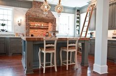 traditional kitchen by Ironwood Cabinet Design