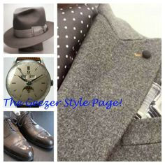 Classic Man, Classic Style, Tweed Run, Men's Fashion, Fashion Looks, Guys And Dolls, Mens Gear, Well Dressed Men, Gentleman Style