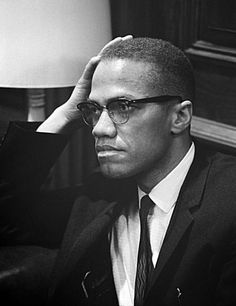 Malcom X  mrbusby:    By any means necessary…