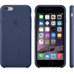 iPhone 6 Leather Case - Black - Apple Store (U.S.)