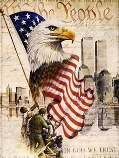 Heart and Soul (S) ~ Serigraph - Memorial Day Art Prints and Posters - Patriotic Pictures I Love America, God Bless America, America America, Semper Fi, American Pride, American History, American Flag Art, American Freedom, American Soldiers