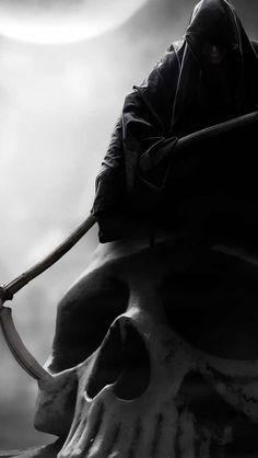 #Grim #Reaper #dark