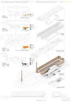 Galería de antonioyconsuelo + Rueda Pizarro ganan concurso para rehabilitar fábrica 'La Tejera' en España - 10